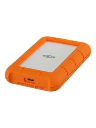 Rugged USB-C - Ulkoiset kovalevyt - 4 TB - oranssi