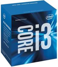 Core i3-6100 Skylake CPU - 2 ydintä 3.7 GHz - LGA1151 - Boxed