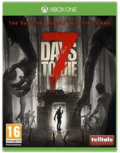 7 Days to Die - Microsoft Xbox One - Toiminta