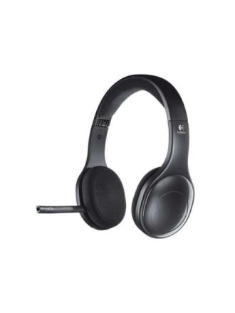 H800 Wireless Headset - musta
