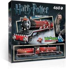 Harry Potter Hogwarts Express (460 pcs) 3D Palapeli
