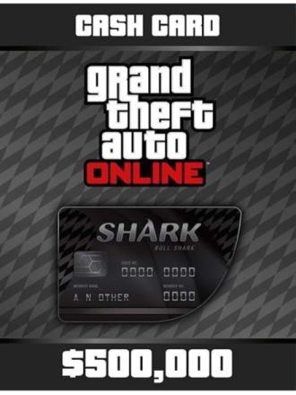 Grand Theft Auto Online: Bull Shark Cash Card - Windows - Toiminta