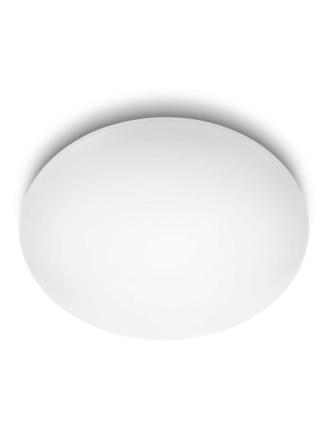 Suede Ceiling Lamp 4x10W - White Plafondi
