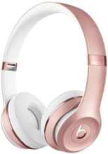 Beats Solo3 Wireless - Rose Gold - Vaaleanpunainen