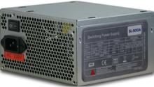 SL-500A Virtalähde - 500 Watt - 120 mm - 80 Plus