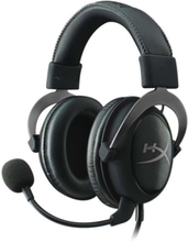 HyperX Cloud II Headset - Gun Metal - Svart