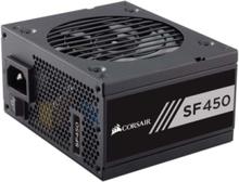 SFX series SF450 Virtalähde - 450 Watt - 92 mm - 80 Plus Kulta sertifioitu