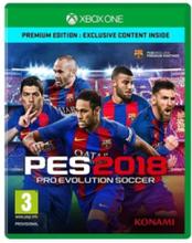 Pro Evolution Soccer 2018 - Microsoft Xbox One - Sport