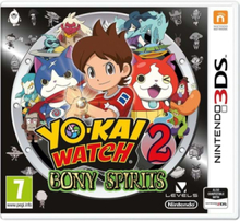 Yo-Kai Watch 2: Bony Spirits - 3DS - RPG