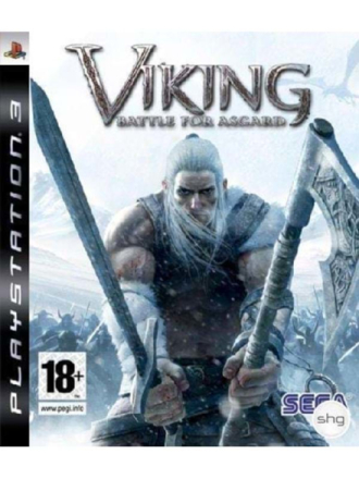 Viking: Battle For Asgard - Sony PlayStation 3 - Taistelu