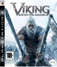 Viking: Battle For Asgard - Sony PlayStation 3 - Taistelu