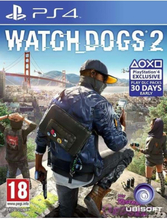 Watch Dogs 2 - Sony PlayStation 4 - Toiminta