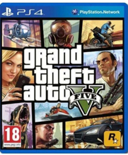 Grand Theft Auto V - Sony PlayStation 4 - Toiminta