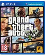 Grand Theft Auto V (Premium) - Sony PlayStation 4 - Toiminta