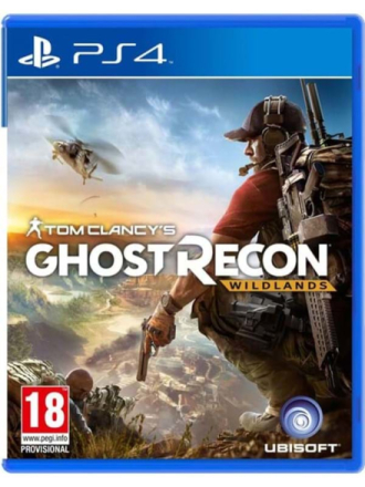Ghost Recon: Wildlands - Sony PlayStation 4 - Toiminta