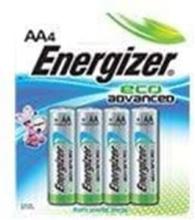 EcoAdvanced batteri AA LR6 4-Pack