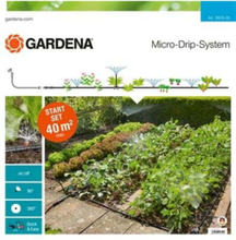 Kastelusarja kasvihuoneisiin ja kasvimaille
