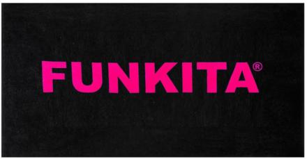Funkita Towel Pyyhe , musta 2019 Matkapyyhkeet