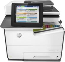 PageWide Enterprise Color MFP 586dn Multifunction - väri - Page wide array