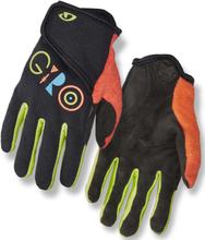 Giro DND II Gloves Barn black multi S 2020 Cykelhandskar för barn