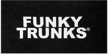 Funky Trunks Towel, still black 2019 Matkapyyhkeet