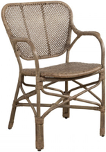 BISTRO Dining armchair - Antique grey