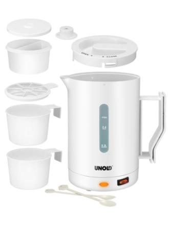 Vedenkeitin 8210 - Valkoinen - 1000 W
