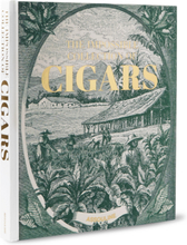The Impossible Collection Of Cigars Hardcover Book Box Set - Turquoise