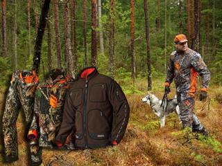 Härkila Dogkeeper Jaktställ Inkl Kamko Fleece (50)