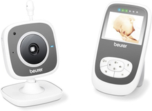 Beurer - Baby Video Monitor 2-In 1 By99