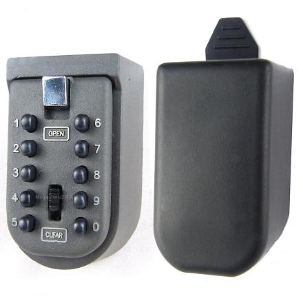 Hyfive veggmontert sikkerhet Keysafe | Utendørs trygt boksen med tr...