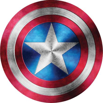 Captain America skjold Superhero barn gutt jenter Marvel Avengers s...