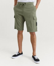 Peak Performance Shorts Army Jersey Shorts Grön
