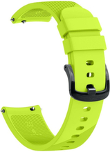Garmin Forerunner 645 twill silicone watch band - Green