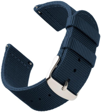 Bofink® Nordic Nylon Strap for Pebble Time - Navy