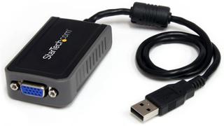USB till VGA extern videoadapter för multipla skärmar