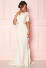 087f3f37 Zetterberg Couture Gavi Dress Light Creme 38