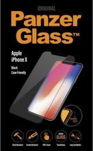 Apple iPhone X/XS - Black (Case Friendly)