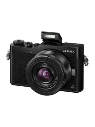 Lumix DC-GX800 12-32mm - Black