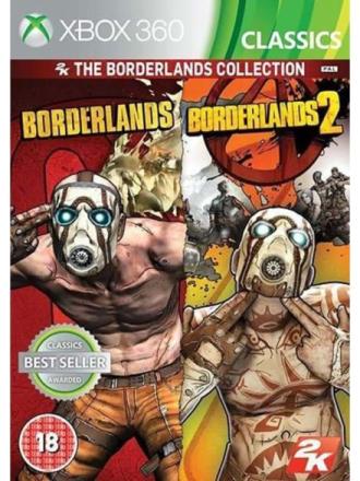 Borderlands Collection - Microsoft Xbox 360 - Toiminta