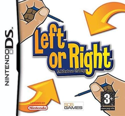 505 Games Venstre eller høyre-Ambidextrous utfordring (Nintendo DS)