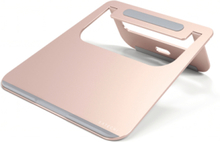 Aluminum Laptop Stand - Rose Gold