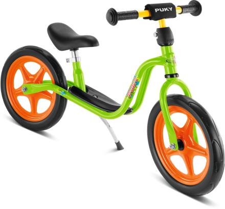 Puky LR 1 Lapset potkupyörä , vihreä 2019 Lasten kulkuneuvot