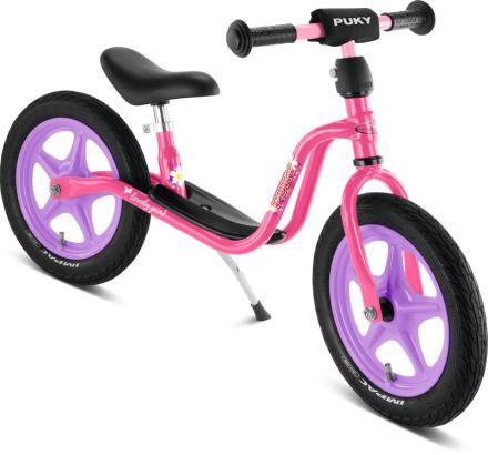 Puky LR 1L Lapset potkupyörä , vaaleanpunainen 2018 Lasten kulkuneuvot