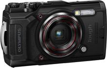 0lympus Stylus TOUGH TG-6 Digitalkameras - Schwarz (International Ver.)