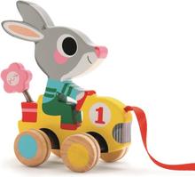 Djeco - Dragleksak - Kaninen Roulapic