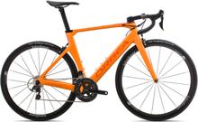 ORBEA Orca Aero M30Team orange satin-gloss 53cm 2018 Landsvägscyklar