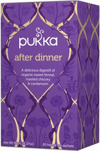 Pukka Bio-Tee After Dinner 20 stk