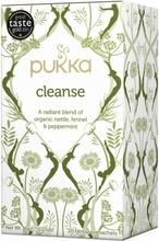 Pukka Bio-Tee Cleanse 20 stk