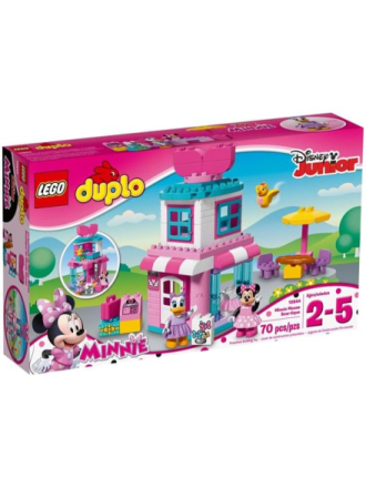 DUPLO 10844 Minnie Mouse sløjfebutik - Proshop